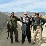 Charles Brown in Afghanistan