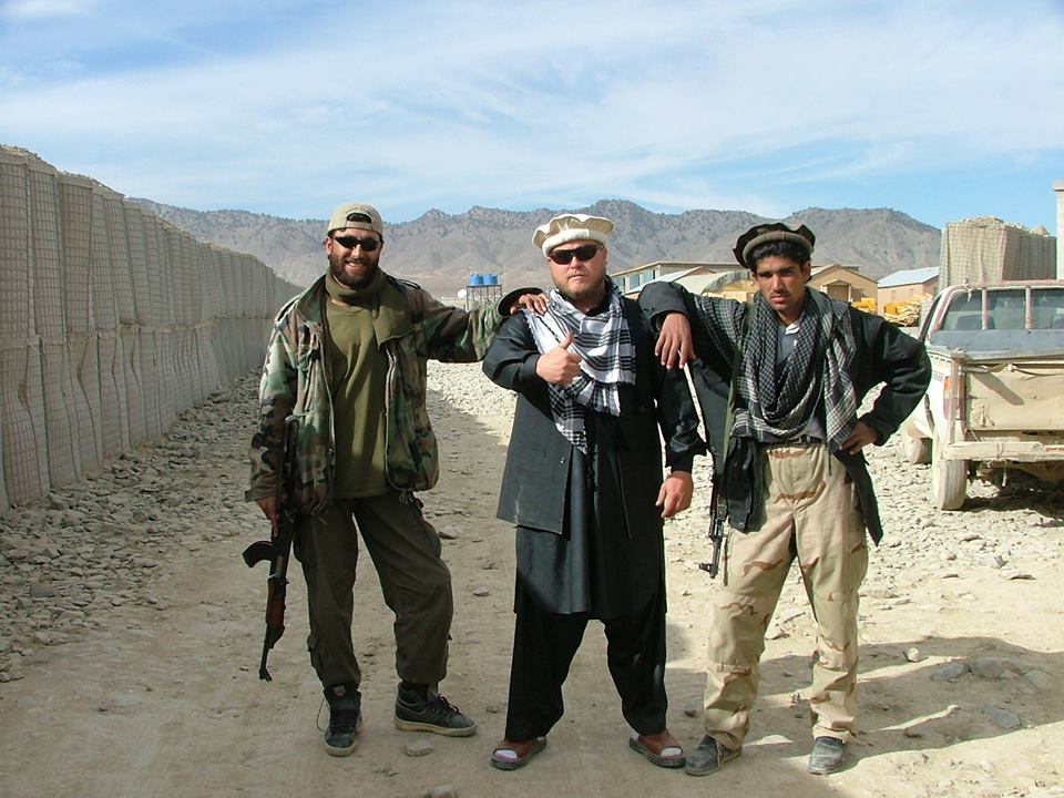 Afghanistan peace operation
